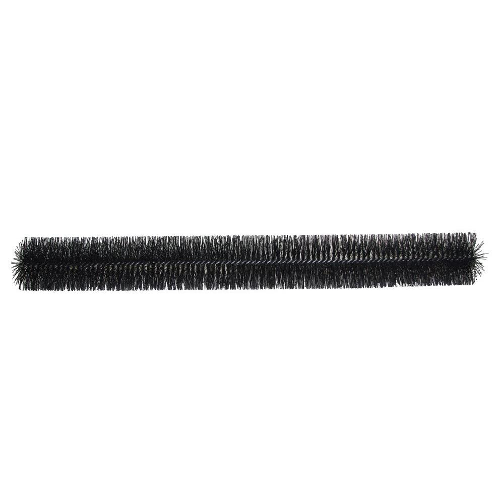 Guardian Fall Protection 4-1/4 in. x 12 ft. Standard Gutter Brush
