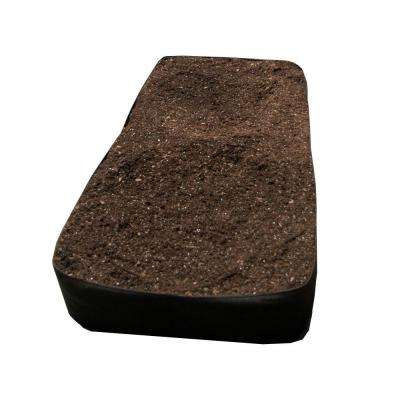3 ft. x 6 ft. Black Instant Raised Garden Planter Bed