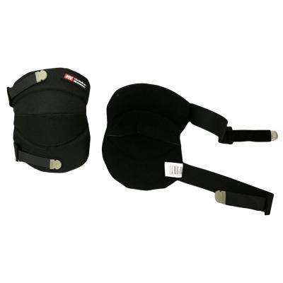 Soft Cushion Black Knee Pads