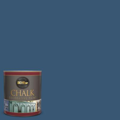 BEHR 1-qt  #BCP31 Wave Interior Chalk Finish Paint-713004 - The Home