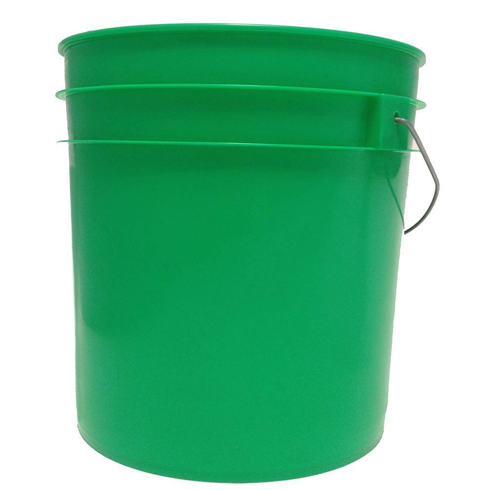 5 gal. Green Pail