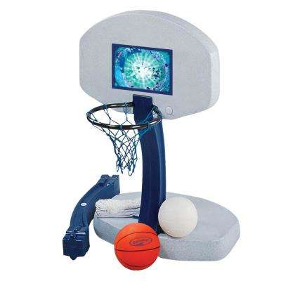 2-in-1 Basketball and Volleyball Pool Game