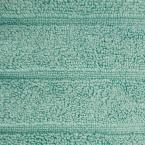 undefined 100% Cotton 6-Piece Spa Towel Set in Turquoise