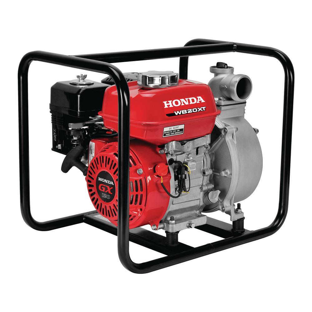 3.5 HP 2 in. General Purpose Utility Honda Gas Powered Water Pump
