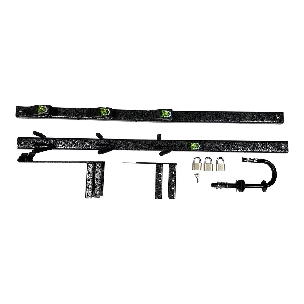3-Place String Trimmer Rack for Enclosed Trailers