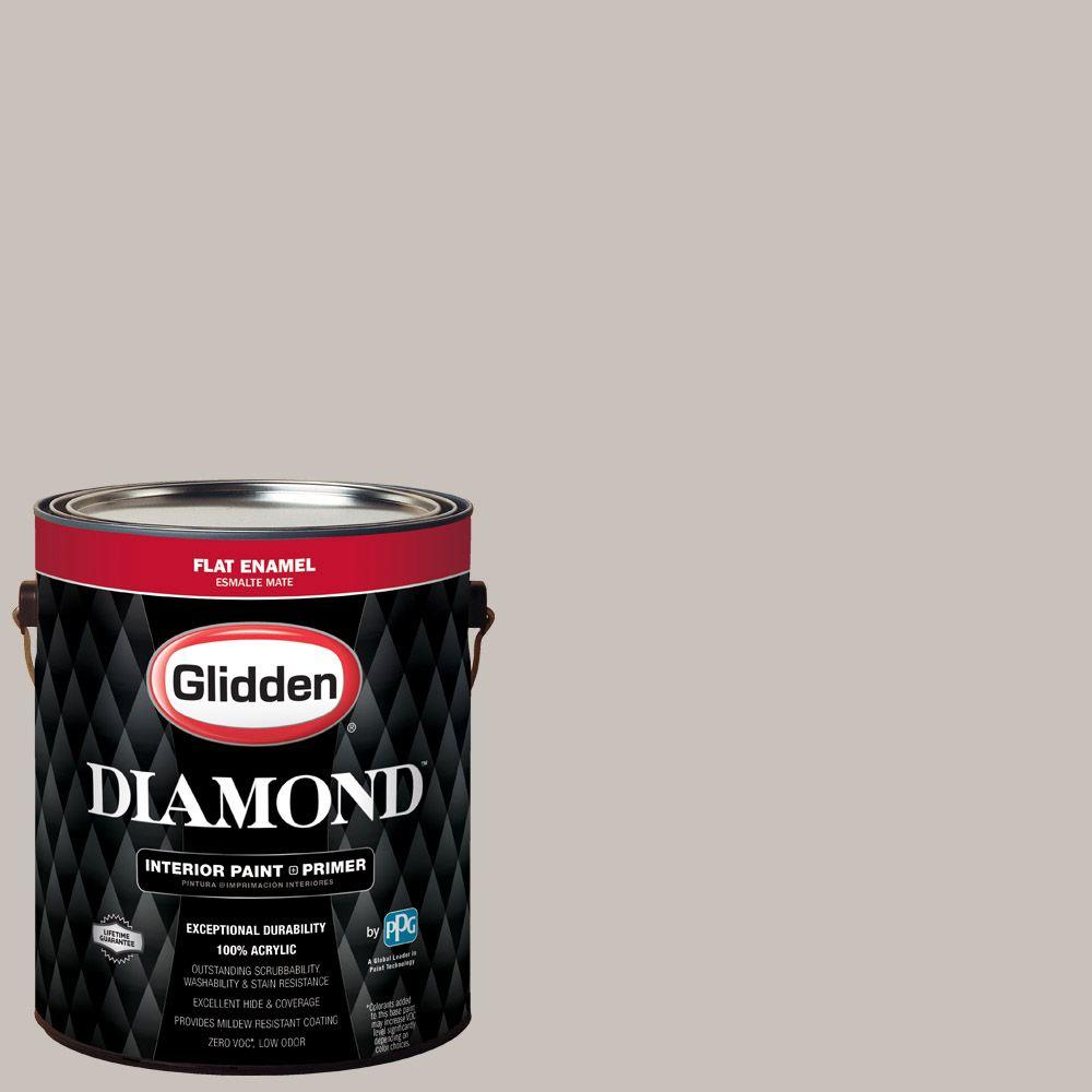 Glidden diamond 1 gal hdgwn23d roma haze grey flat - Diy fa r oma ...