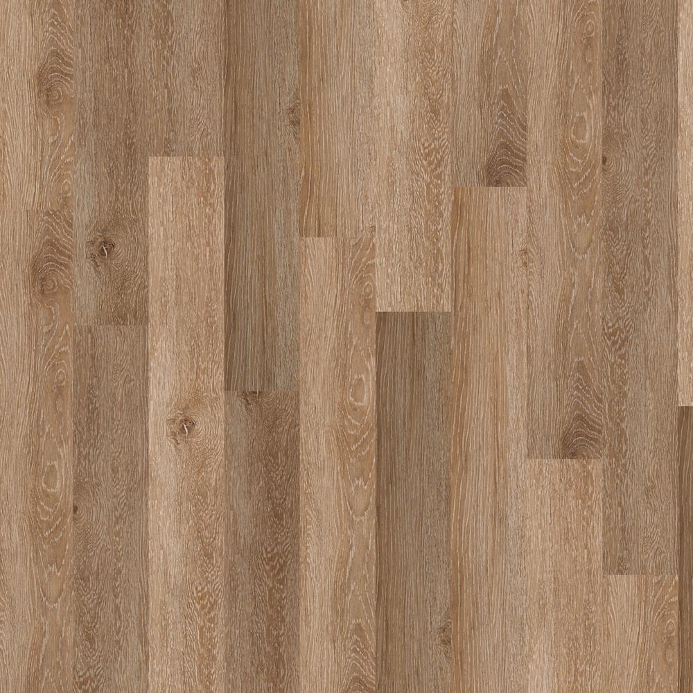 Inspiration 6 mil Mimosa 6 in. x 48 in. Glue Down Vinyl Plank Flooring (53.93 sq. ft. / case)