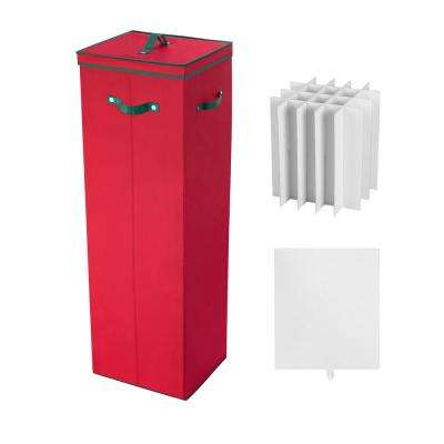 40 in. Tall Wrapping Paper Storage Box