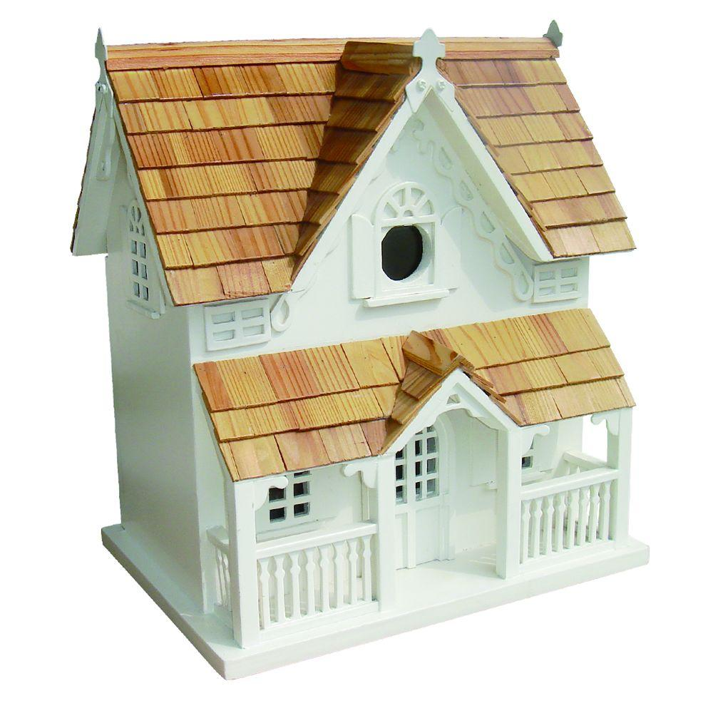 Gingerbread Cottage With Bracket