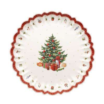 Toy's Delight 17.25 in. Serving Platter/Bowl