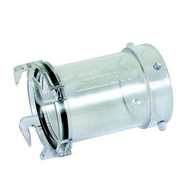 5 in. Clear Adapter RV Sewer Extender