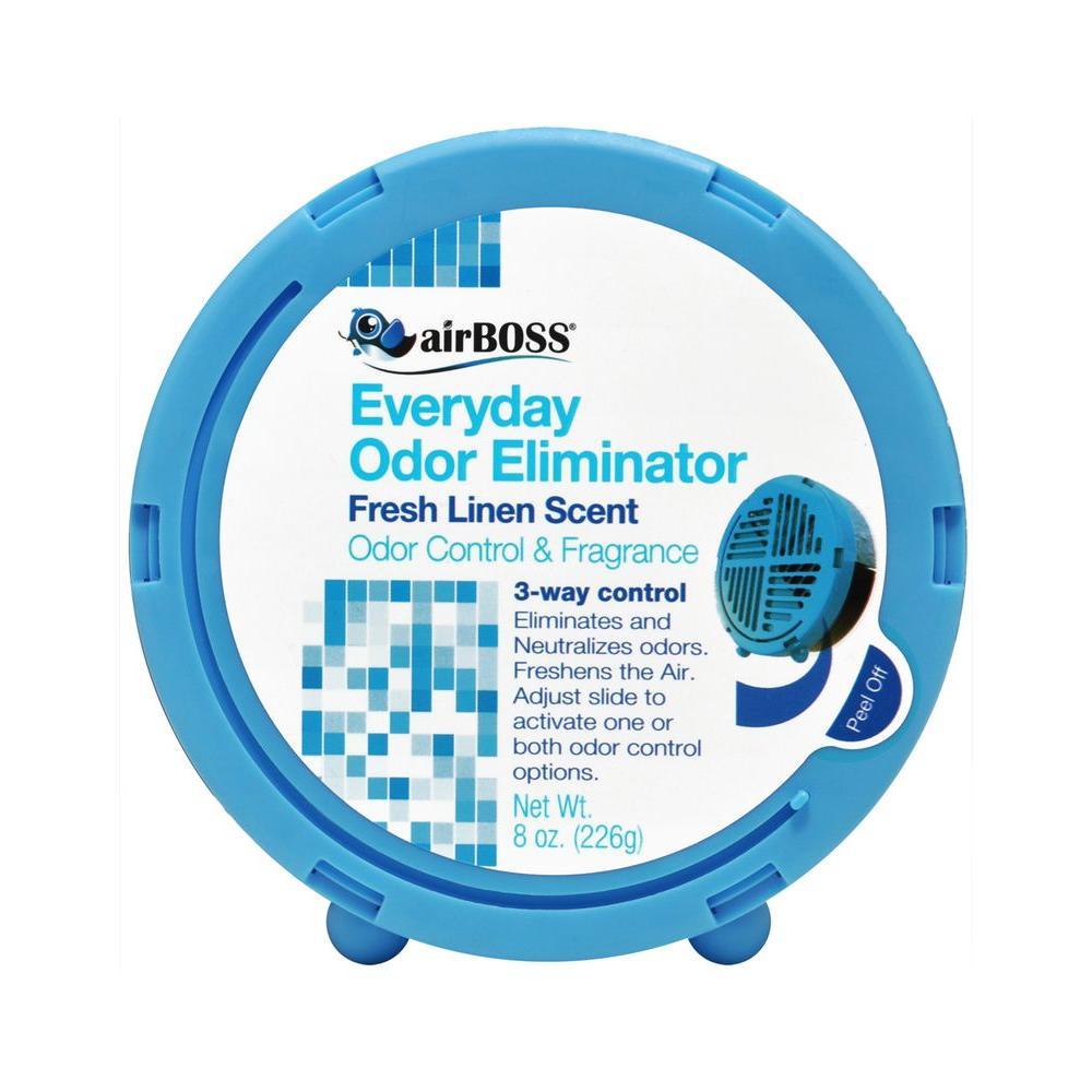 8 oz. Fresh Linen Everyday Odor Eliminator (3-Pack)