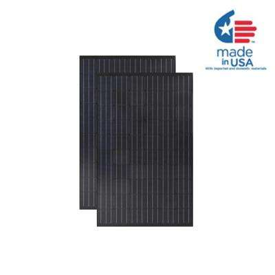 300-Watt Monocrystalline Solar Panel (2-Pack)