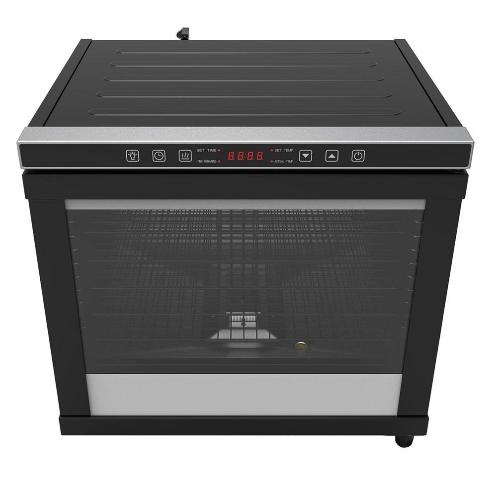 Chard 12 Rack Commercial Food Dehydrator Cd80c The Home Depot