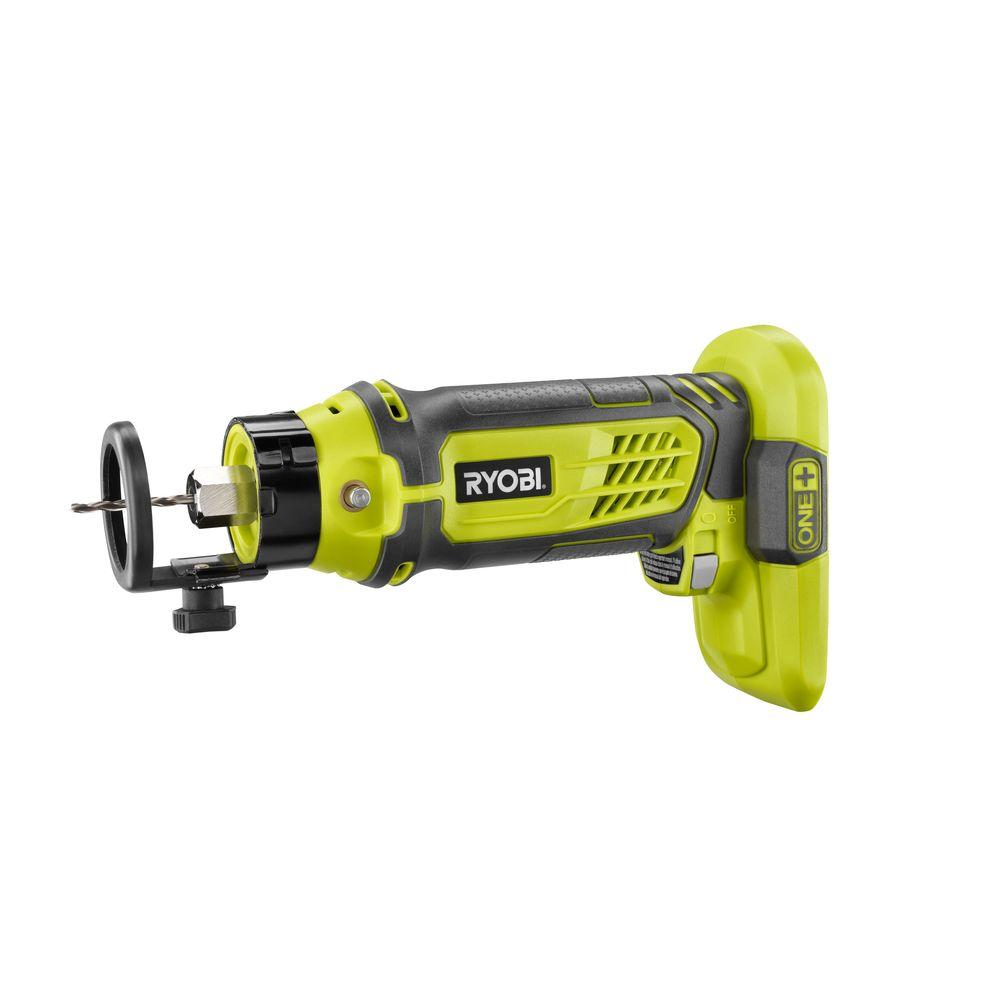 Ryobi 18-Volt ONE+ Speed Saw Rotary Cutter (Tool Only)-P531 - The ...