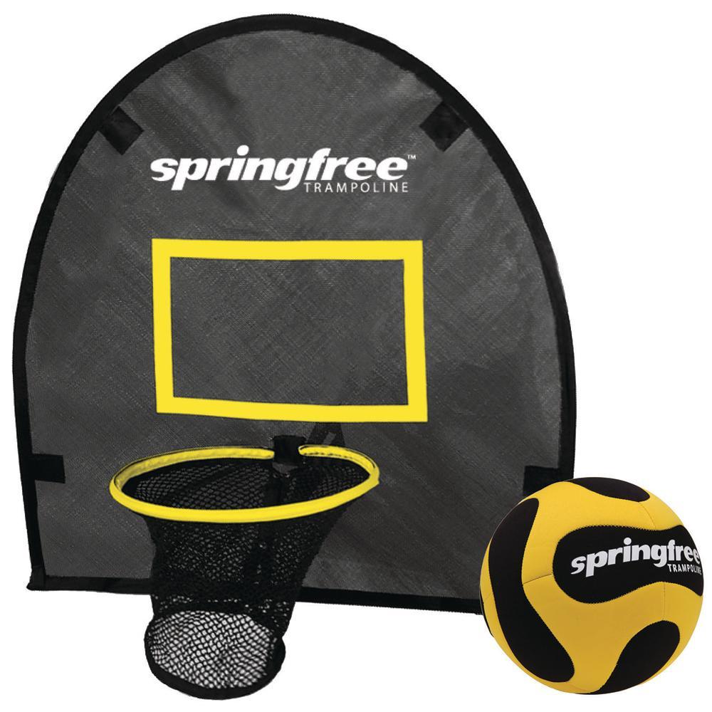 SPRINGFREE Basketball Hoop-FlexrHoop - The Home Depot