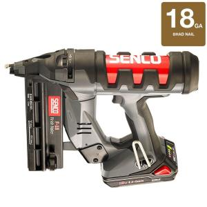 Senco Fusion 18-Volt 18-Gauge Cordless Straight Brad Nailer by Senco