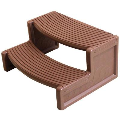 Handi-Step 2-Step Plastic Steps for Above Ground Pool