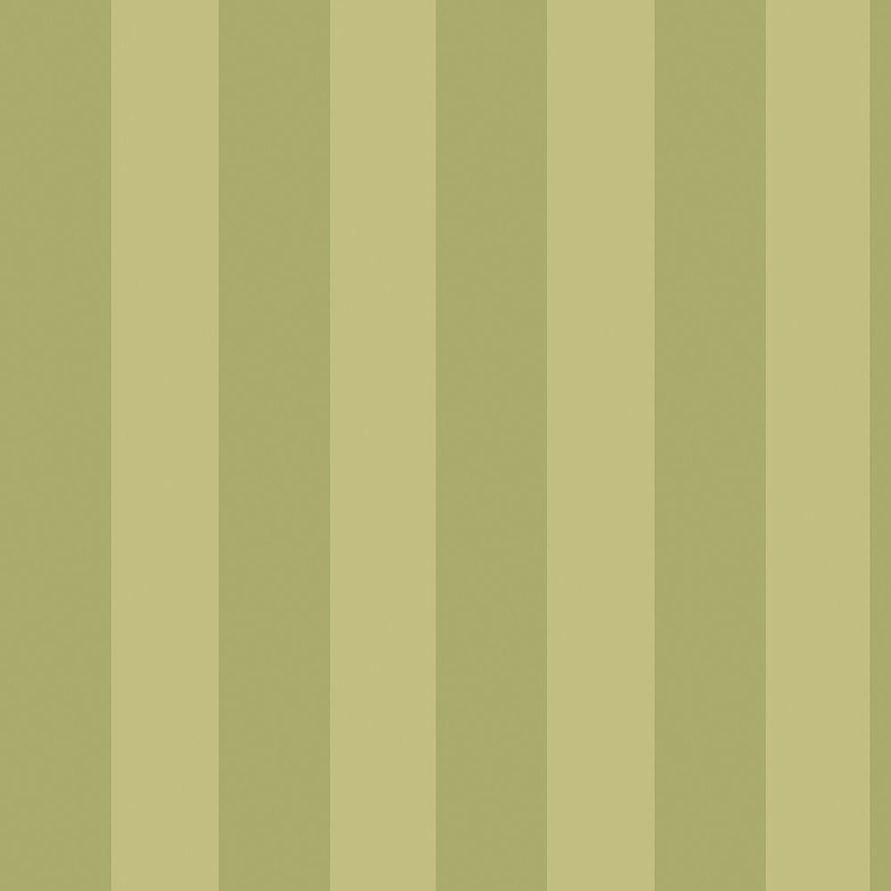 Chesapeake Rockland Moss Marble Stripe Wallpaper Sample