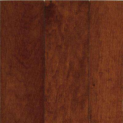 Prestige Cherry Maple 3/4 in. Thick x 5 in. Wide x Varying Length Solid Hardwood Flooring (23.5 sq. ft. / case)