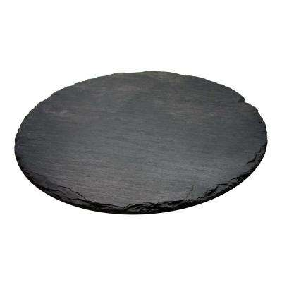 Slate Cheese Markers and Tray