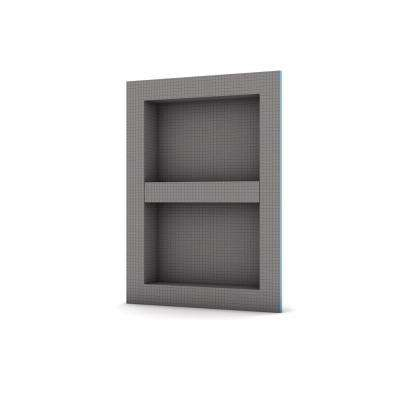 16 in. x 22 in. Shower Niche with Adjustable Shelf