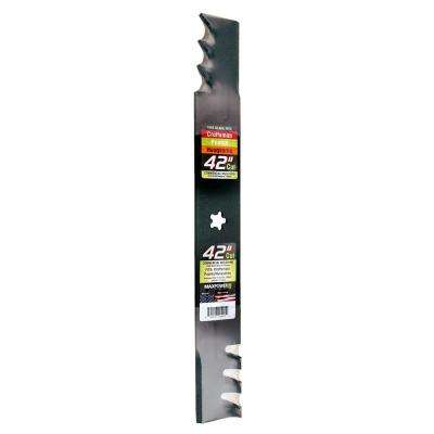42 in. Mulching Mower Blade for Craftsman, Husqvarna, and Poulan Mowers