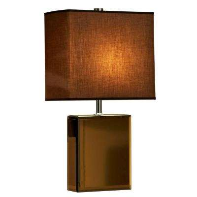 Astrulux 24 in. Chrome Table Lamp