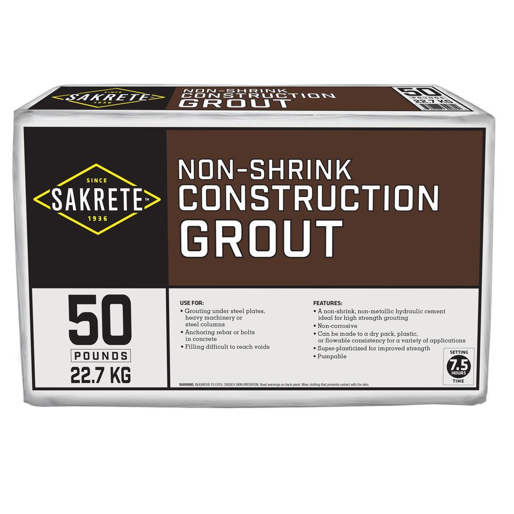 SAKRETE 50 lb. Non-Shrink Precision Grout