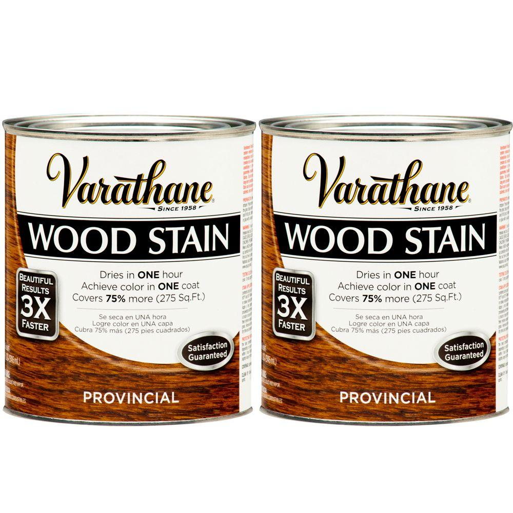 Varathane 1 Qt. Provincial Wood Stain (2-Pack)-DISCONTINUED
