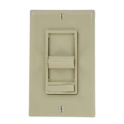 1.5 Amp Decora SureSlide 3-Way Slide Step Fan Speed Control, Ivory