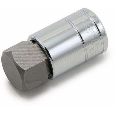 1/2 in. Drive 22 mm Hex Bit Socket