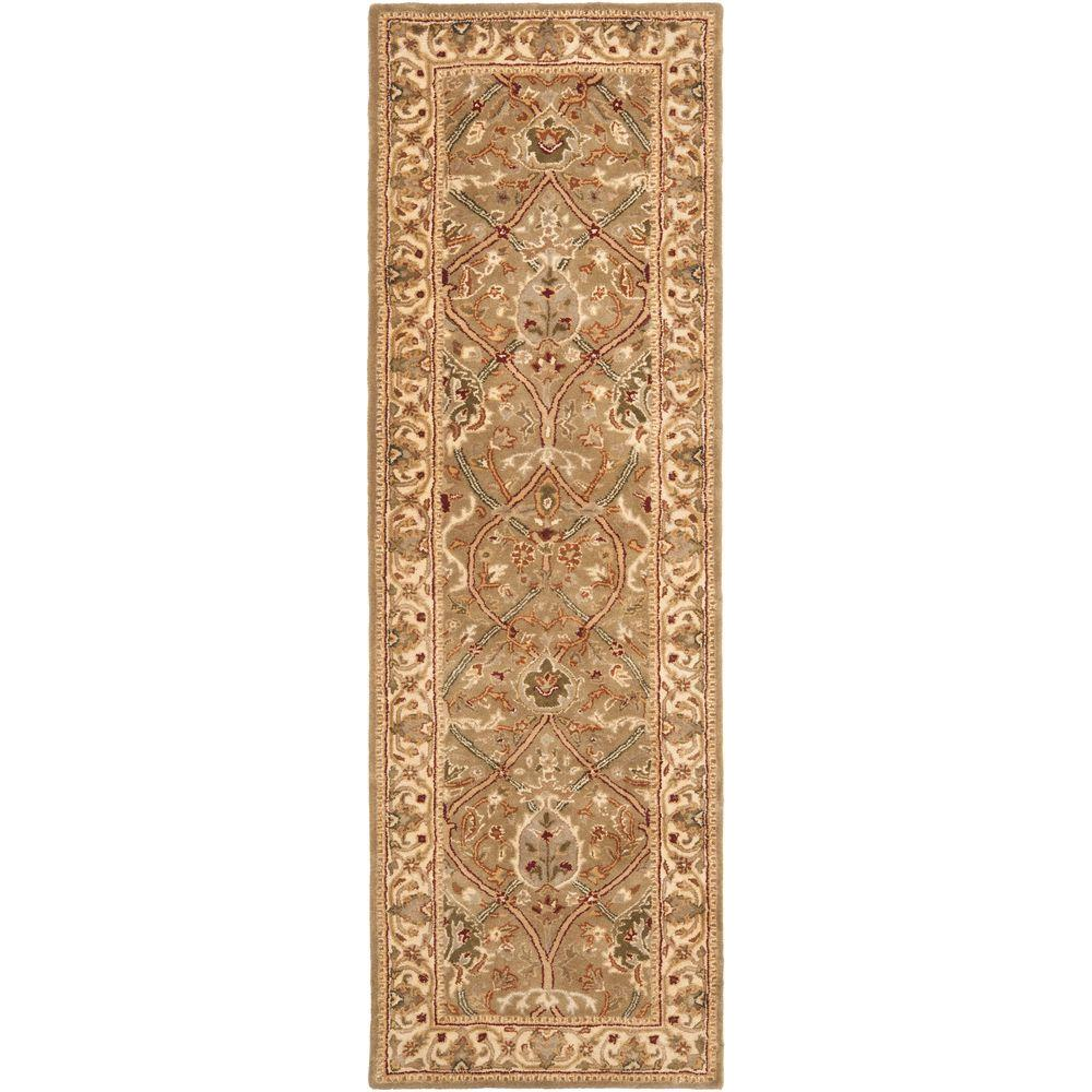Safavieh Persian Legend Light Green/Beige 3 ft. x 10 ft. Runner Rug