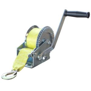 Sportsman 1 400 Lbs Hand Winch With Hook 801811 The