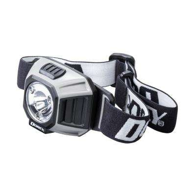 Pro Series Battery Powered 280 Lumens Industrial Multifunction LED Headlight