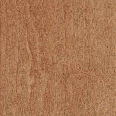 Take Home Sample - Hand Scraped Cherry Natural Engineered Hardwood Flooring - 5 in. x 7 in.