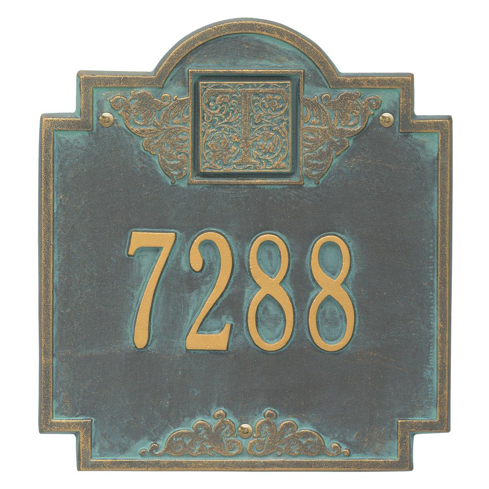 Custom Personalized Address plaque sign Whitehall