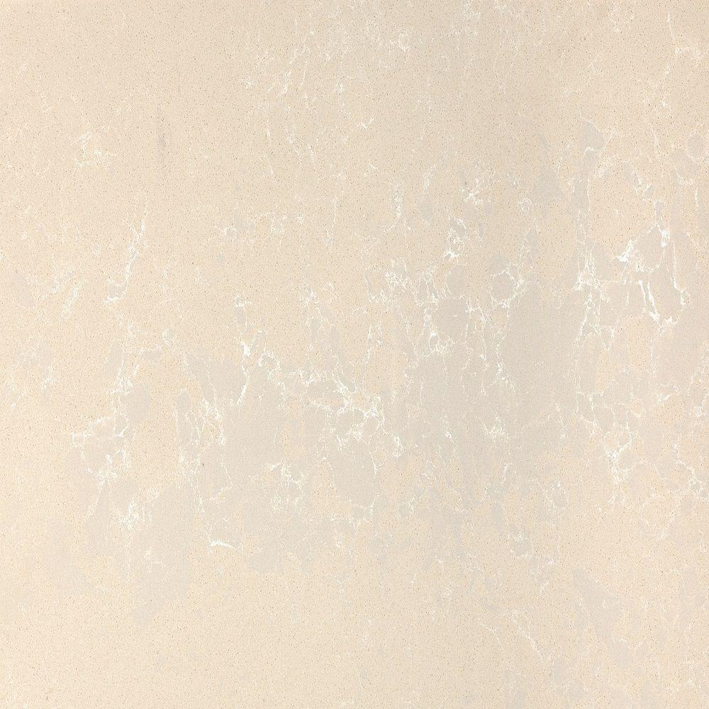 Silestone 2 in x 4 in quartz countertop sample in daria - Silestone o granito ...