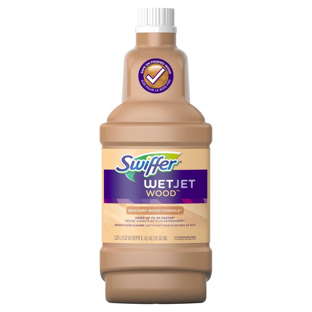 WetJet 42 oz. Wood Floor Cleaner Refill