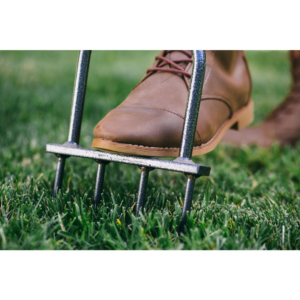 Manual Lawn Aerators The AMES Companies Inc 2917400 Spike Aerator ...