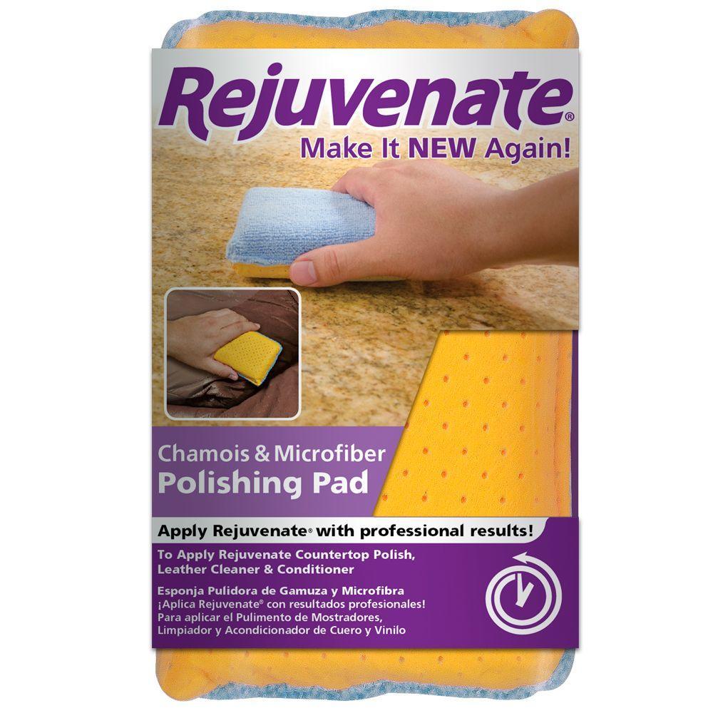 Rejuvenate Chamoiicrofiber Polishing Pad