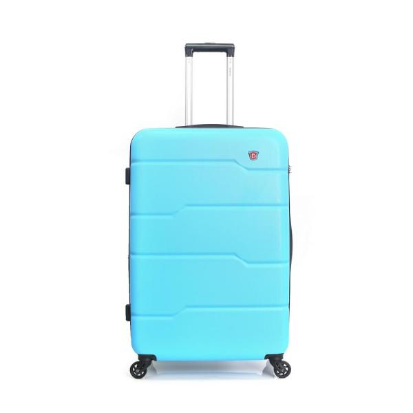 DUKAP Rodez 20 in. Carry-On Lightweight Hard Side Spinner DKROD00S-LBL