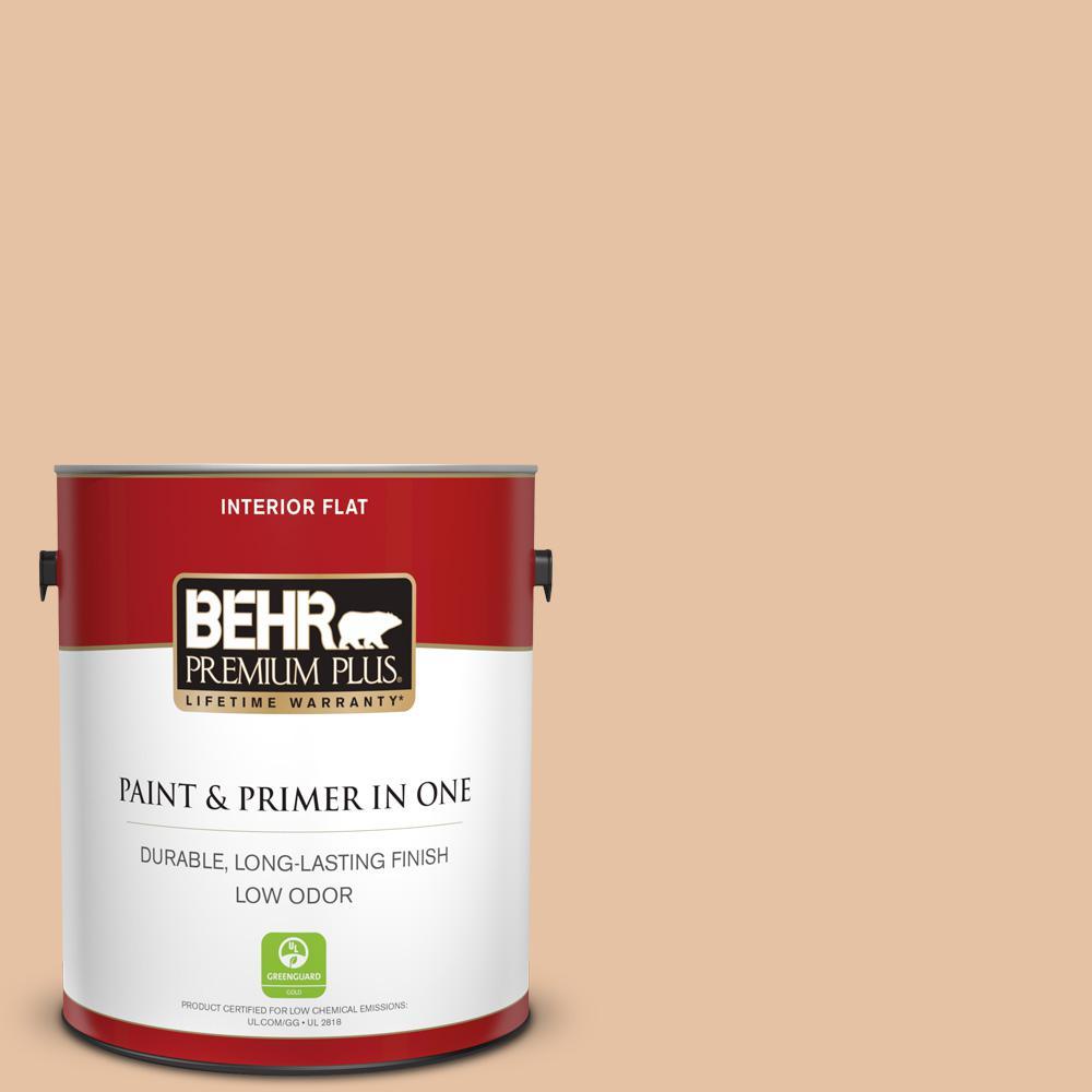 Merveilleux #260E 3 Pueblo Sand Flat Low Odor Interior Paint And