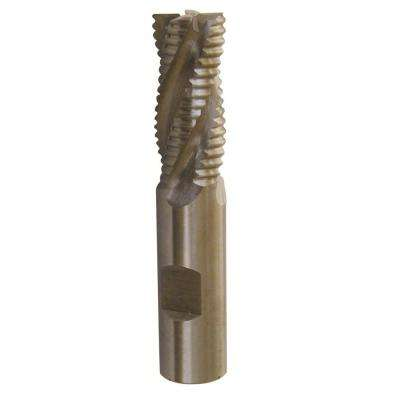 1/16 in. x 1/8 in. Shank Carbide End Mill Specialty Bit with 2-Flute Ball Shape