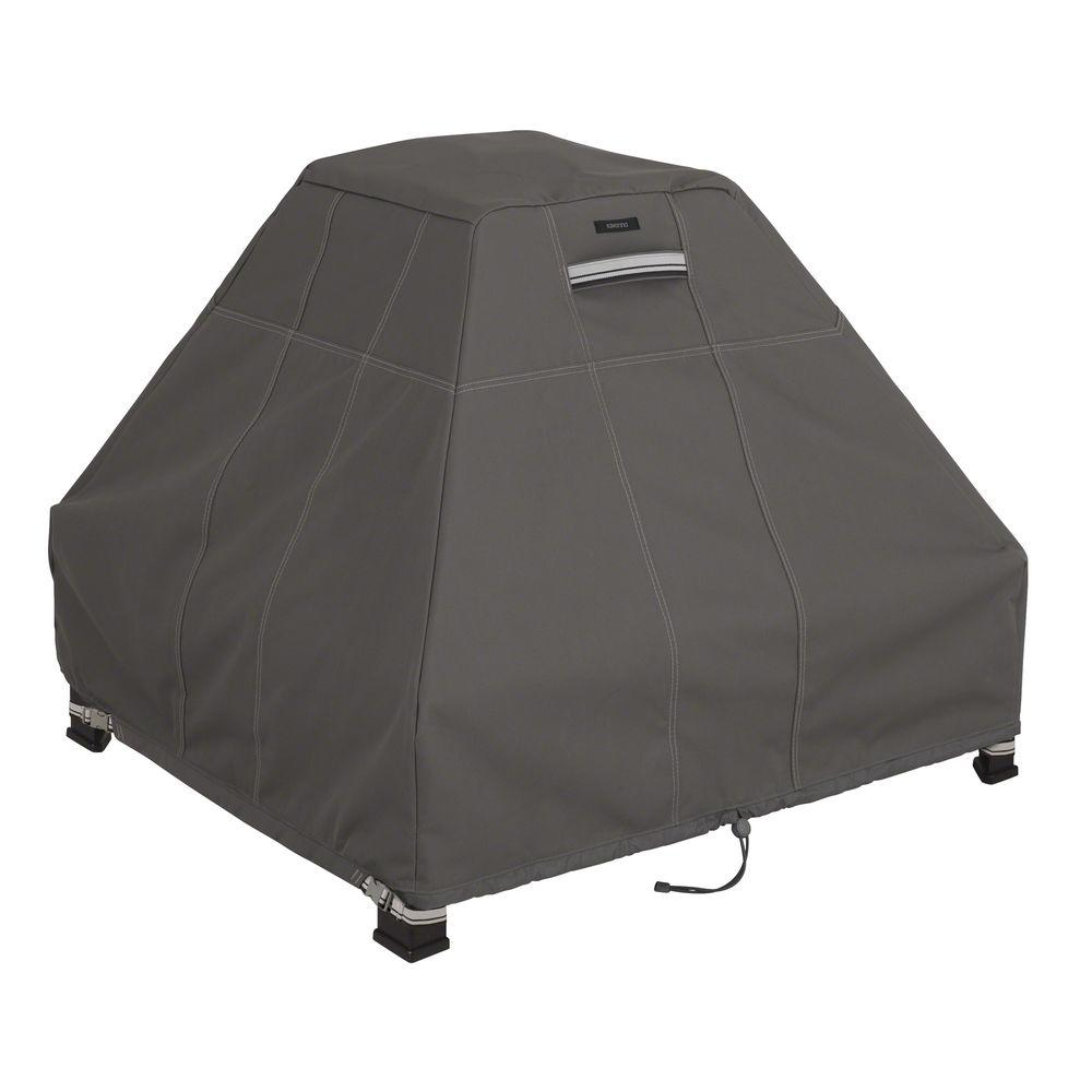 Ravenna Stand Up Fire Pit Cover