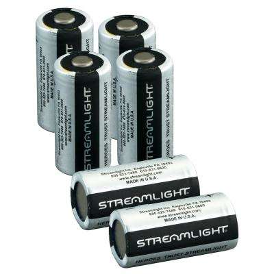 CR123 Lithium 3-Volt Battery (12-Pack)