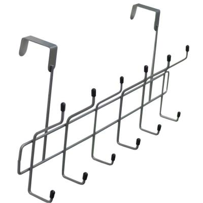 0.85 lb. Hanging Storage Organizer Rack Over the Door Hook