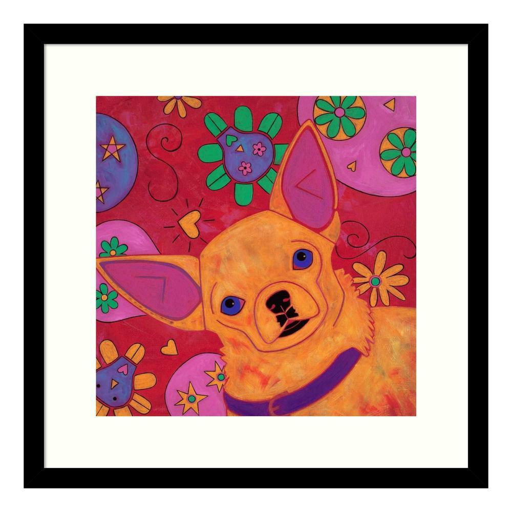 Amanti Art ''Bandito Mexicano'' by Angela Bond Framed Wall Art DSW4363263