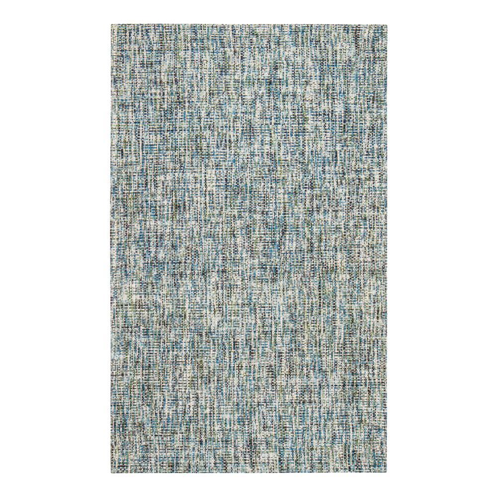 Oshun Flat Weave Blue 8 ft. x 10 ft. Area Rug