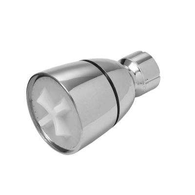 Mixet 1-Spray 2.93 in. Showerhead in Chrome